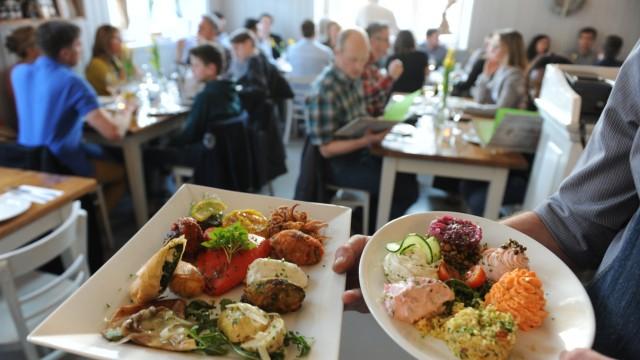 """Restaurant """"Opson"""" in München, 2018"""