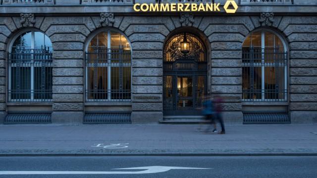 xmhx Reise Architektur Eine Filiale der Commerzbank in Frankfurt an der Kaiserstraße Reise Archi