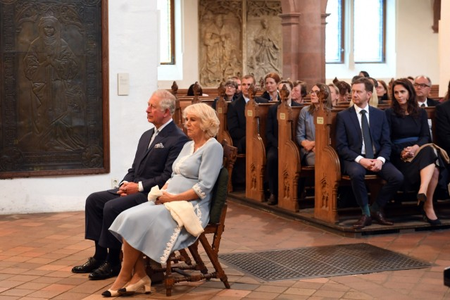 British Royals visit Germany