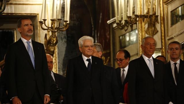 Drei-Länder-Symposium in Italien