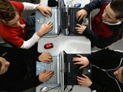 Online Abitur, Abendgymnasium, Foto: ddp