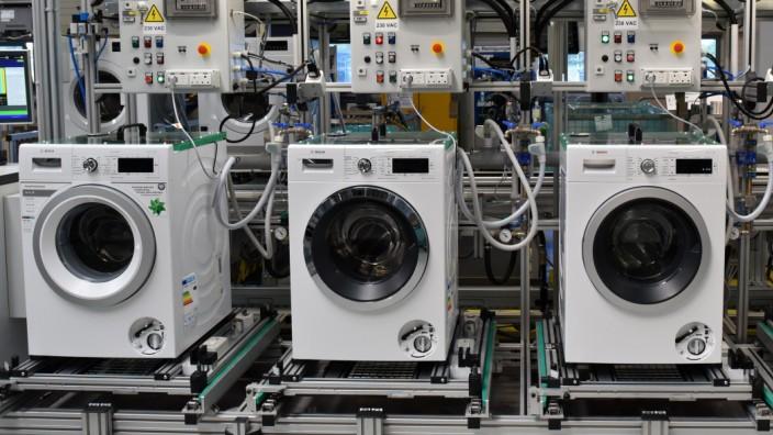 Bilanz-Pk Bosch Siemens Hausgeräte (BSH)