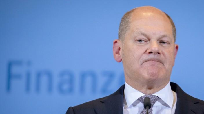 Finanzminister legt Ergebnisse der Steuerschätzung vor