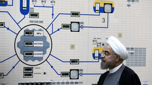 Politik Iran Atomabkommen