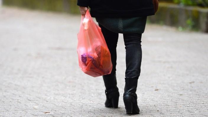 Plastiktüten sollen Geld kosten