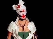 Model Krankenschwester; AP
