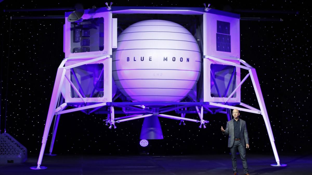 Jeffs Mondfahrt