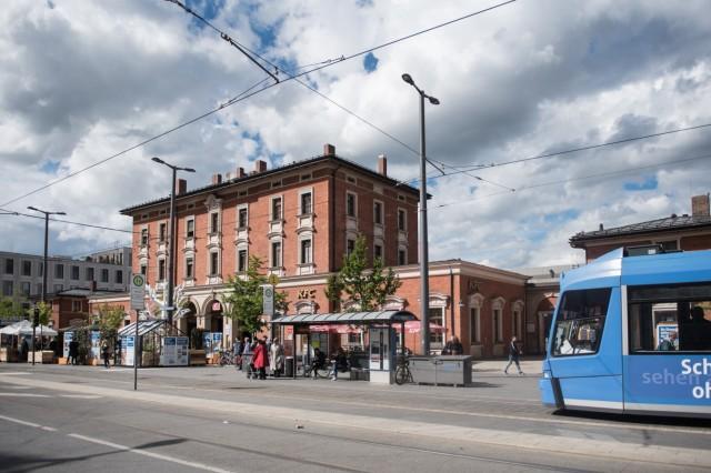 Wo München schöner wurde - Pasinger Bahnhofsplatz