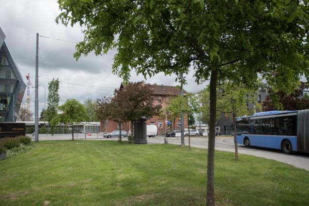 Wo München schöner wurde - Bahnhof Moosach München