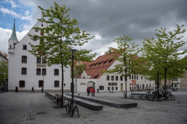 Wo München schöner wurde - Jakobsplatz mit Blick auf das Stadtmuseum München