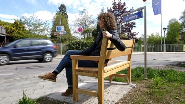 Mitfahrgelegenheit Selbstversuch zwischen Wolfratshausen und Geretsried