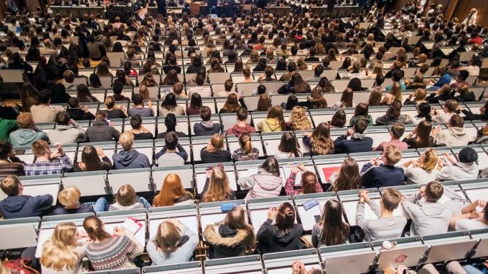 Studierende in Köln