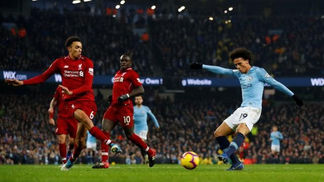 FILE PHOTO: Premier League - Manchester City v Liverpool