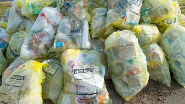 Exportverbot für unsortierten Plastikmüll