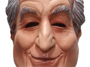 Bernard Madoff, Maske, Foto: oh