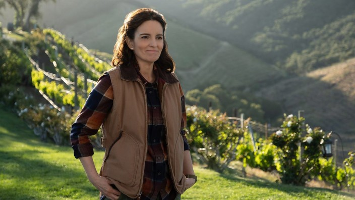 Wine Country Tina Fey