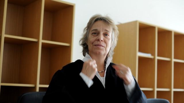 Richterin Elisabeth Ehrl am Landgericht München