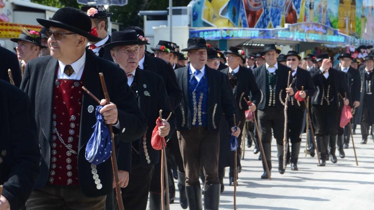 Neue Verordnung: Was auf dem Volksfest erlaubt und verboten ist