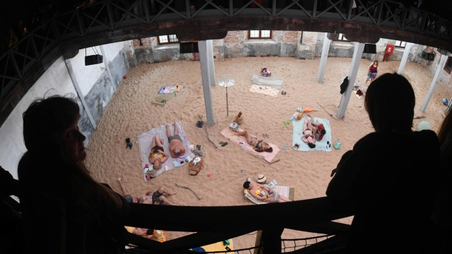 58. Art Biennale Venedig 2019 - Pavillon Litauen