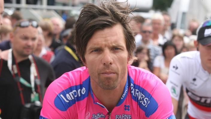 Belgien Vise 02 07 2012 Tour de France 2012 2 Etappe Vise > Tournai HONDO Danilo GER Lampre I
