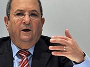 Ehud Barak Israel AFP