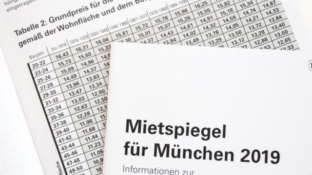Voraussichtlich Urteil im Streit um den Münchner Mietspiegel