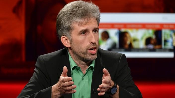 Hart aber fair zu Populismus: Boris Palmer bei Frank Plasberg