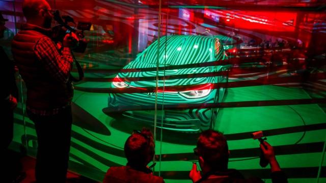 Automobilindustrie Interview am Morgen: Elektroauto-Pläne von VW