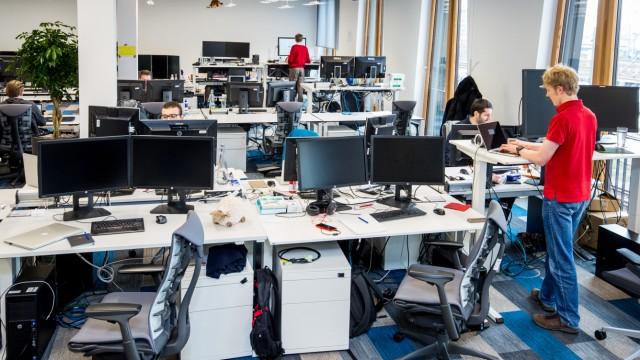 Eröffnung des neuen Google-Entwicklungszentrums in München