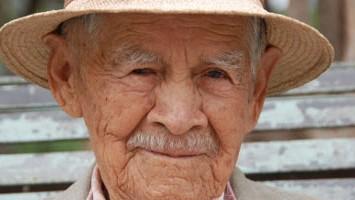 Greise; alte Menschen; Ecuador
