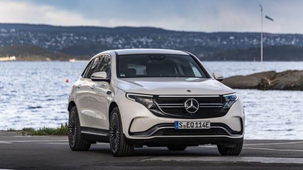 Der neue Mercedes-Benz EQC | Oslo 2019 // The new Mercedes-Benz EQC | Oslo 2019 ; Mercedes EQC