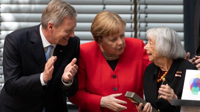 70th anniversary of German Basic Law, Berlin, Germany - 14 May 2019