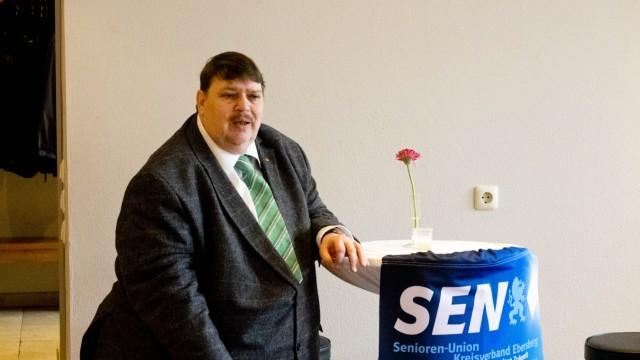 Bernd Posselt bei CSU SenUnion