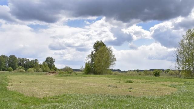 Mammendorf Veränderte Naturlandschaft