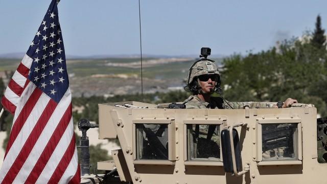 US-Militäreinsatz in Syrien