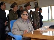 Die nächste Provokation aus Pjöngjang, Kurzstreckenrakete, AP
