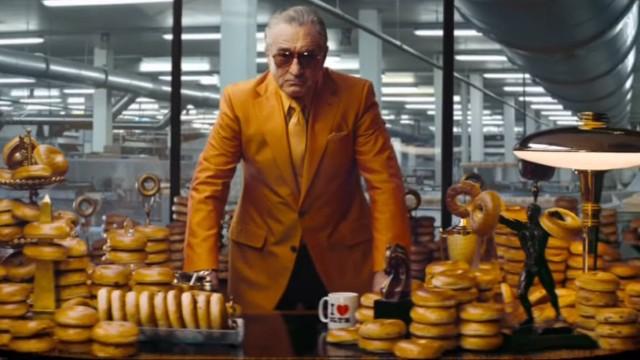 Kino Werbeclip mit Robert De Niro
