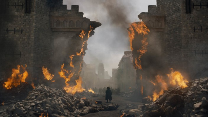 Game of Thrones Staffel acht Kritik