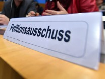 Petitionsausschuss