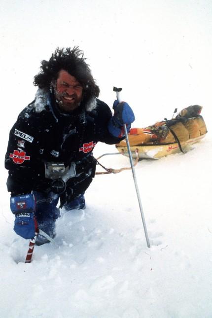 Reinhold Messner, 1993