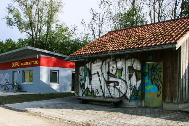 DLRG am Waldschwaigsee