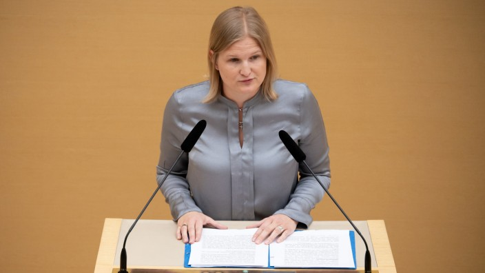 Sitzung des bayerischen Landtagss