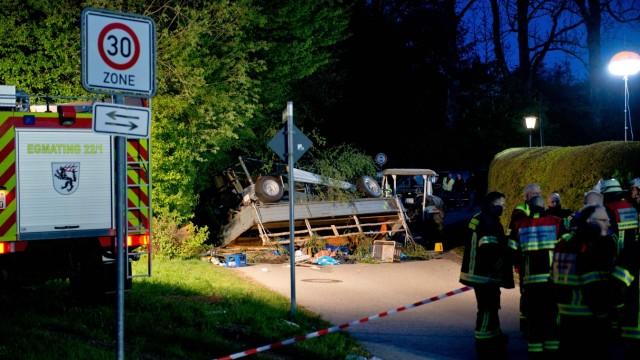 Süddeutsche Zeitung Ebersberg Ermittlungen dauern an