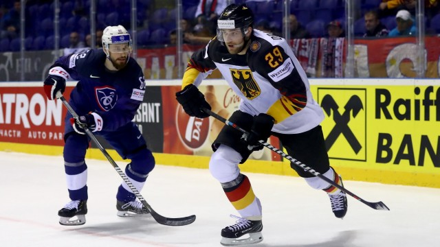Germany v France: Group A - 2019 IIHF Ice Hockey World Championship Slovakia