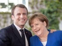 Merkel betont gesteigertes Verantwortungsgefühl für Europa