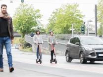 84 Prozent der Deutschen befürworten E-Scooter