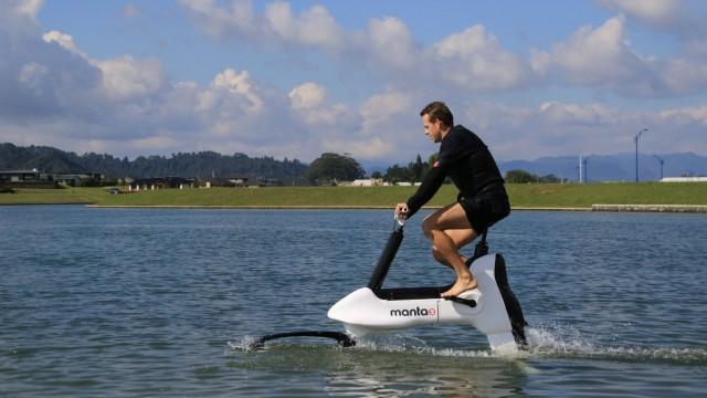 Hydrofoil-Bike 2019