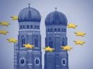 Collage Frauenkirche Europawahlserie