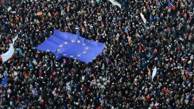 Politik Europäische Union Europa