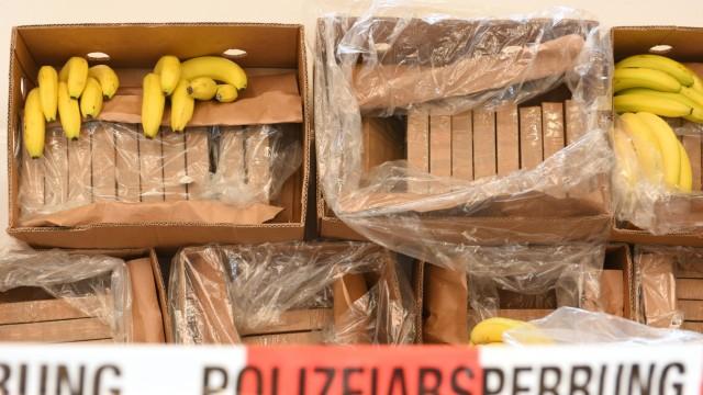 Vor Gericht in München Drogen-Kriminalität